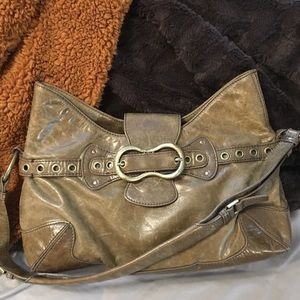 BCBG satchel